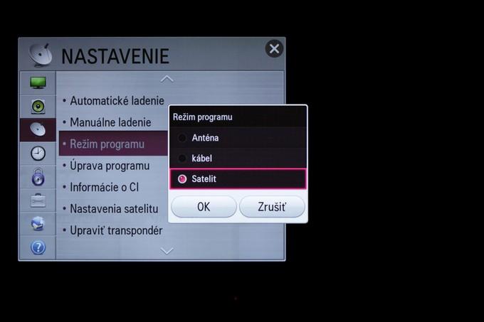 1bd84d4f5 Manuálne ladenie – rôzne rady TV značky LG (nie WebOS) | DIGI Slovakia