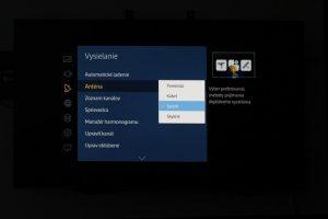 6a6bcd5e7 model C, D, E, alebo H – v TV menu, v položke v položke Kanál si nastavte  Anténu na Satelit a Krajinu na Slovensko (po zadaní PIN kódu, pri pôvodnom  ...